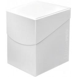 Ultra Pro 100+ Arctic White/Biały Deck Box