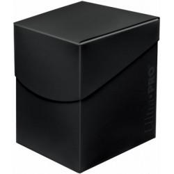 Ultra Pro 100+ JET BLACK/Czarny (głębsze) Deck Box