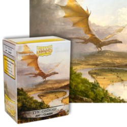 Dragon Shield Standard Art Sleeves - The Oxbow (100 Sleeves)