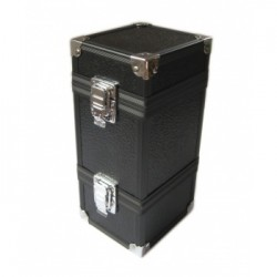 The Monolith - Combinable Full Metal Deck Box - Black