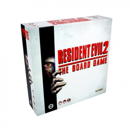 Resident Evil 2 The Board Game