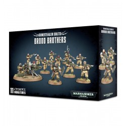 Genestealer Cults: Brood Brothers