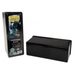Dragon Shield - 4 Compartment Storage Box - Black