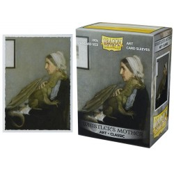 Dragon Shield Standard Art Sleeves - Whistler's Mother (100 Sleeves)