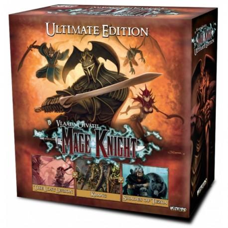 Mage Knight Ultimate (edycja angielska)