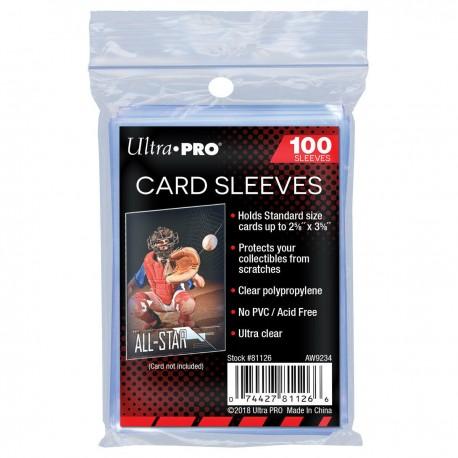 Ultra Pro SILVER - koszulki 100 sztuk