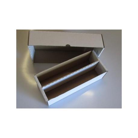 Cardbox - zamykane pudełko kartonowe na 2000 kart