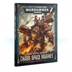 Codex: Chaos Space Marines 2019 (Hb) (Eng)