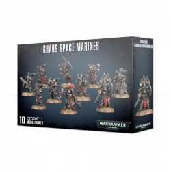 Chaos Space Marines Squad 2019