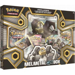 POKEMON: Melmetal-GX Box [POK80381]