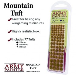 ARMY PAINTER - BASING MOUNTAIN TUFT
