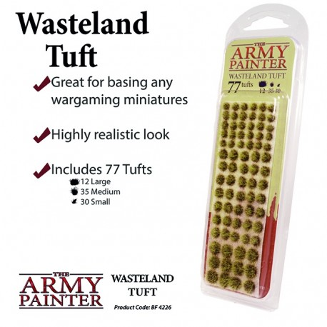 Army Painter Battlefields: Wasteland Tuft