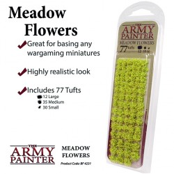 ARMY PAINTER - BASING MEADOW FLOWERS