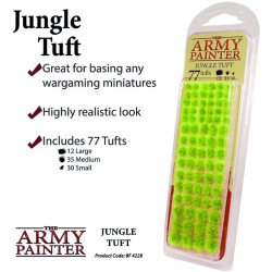 ARMY PAINTER - JUNGLE TUFT 2019
