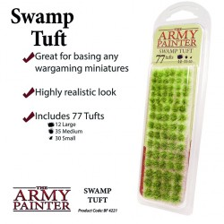 ARMY PAINTER BASING SWAMP TUFT