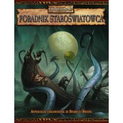 Warhammer FRP - Poradnik Staroświatowca z dużą mapą Bretonii