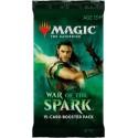 MTG: War of the Spark booster