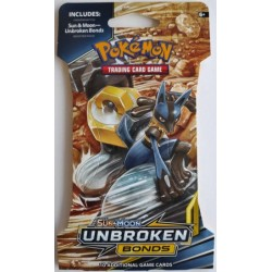 Pokemon TCG: S&M10 Unbroken Bonds SLEEVED booster [POK80548]
