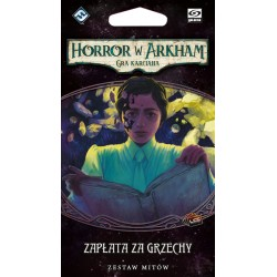 Horror w Arkham LCG: Gra karciana - Zapłata za grzechy