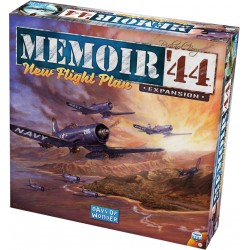 Memoir '44 New Flight Plan Expansion