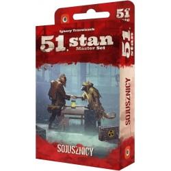51 Stan: Master Set - Sojusznicy