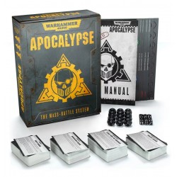 Warhammer 40000: Apocalypse (English)