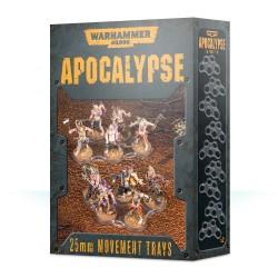 Warhammer 40000: Apocalypse Movement Trays (25mm)