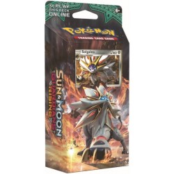 POKEMON: S&M2 Guardians Rising Theme Deck STEEL SUN (Solgaleo) [POK80221]