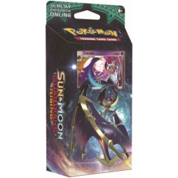 POKEMON: S&M2 Guardians Rising Theme Deck HIDDEN MOON (Lunala) [POK80221