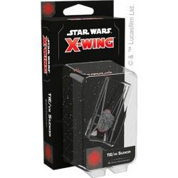 Star Wars: X-Wing - TIE/vn Silencer (druga edycja) Zestaw dodatkowy frakcji Najwyższego Porządku