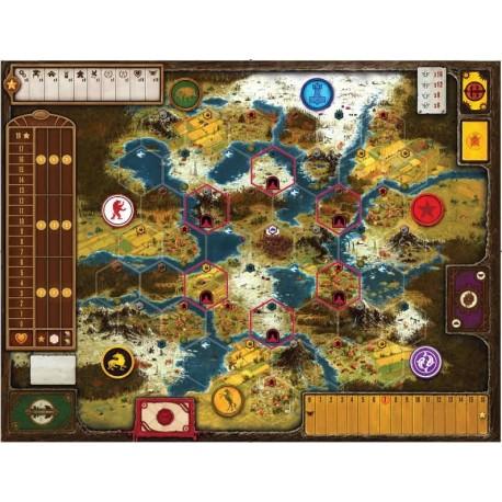 Scythe: Playmat (mata do gry)