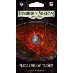 Horror w Arkham LCG: Gra karciana Przed czarnym tronem