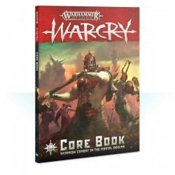 Warcry Core Book