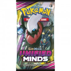 Pokemon TCG: S&M11 Unified Minds Booster