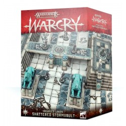 Warcry Ravaged Lands: Shattered Stormvault