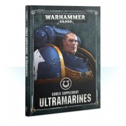 Codex Supplement: Ultramarines (Hb) (English)