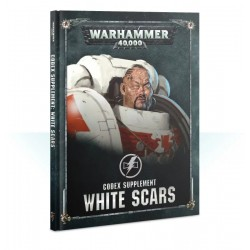 Codex Supplement: White Scars (Hb) (English)