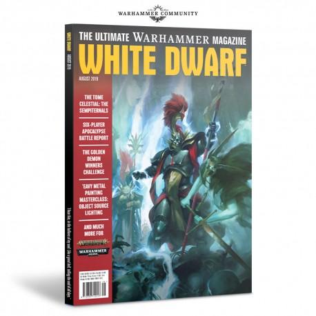 White Dwarf July 2019 (English)