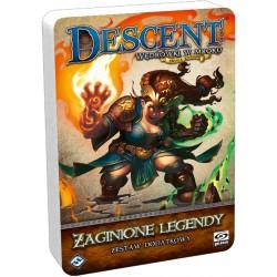 Descent: Zaginione legendy DnŻ- zestaw bohaterów i potworów