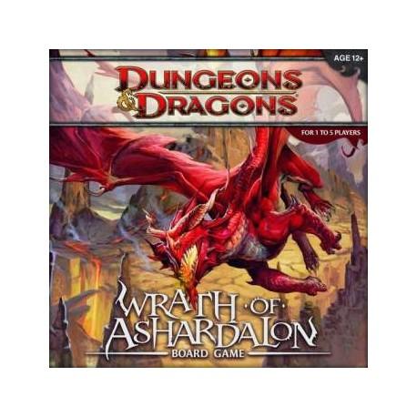 D&D: Wrath of Ashardalon Board Game