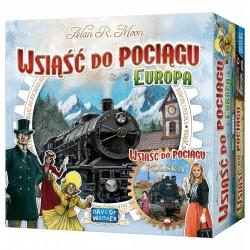 Wsiąść do pociągu: Polska + Europa