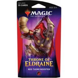 MTG: Throne of Eldraine Theme Booster - Czerwony
