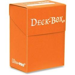 Deck Box PUMPKIN ORANGE/Pomarańczowy
