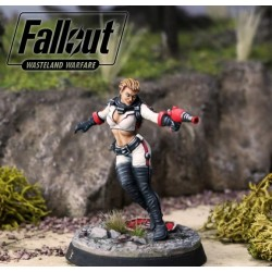 Fallout: Wasteland Warfare - Nuka Girl