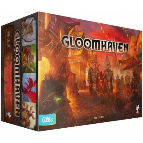 Gloomhaven 2nd edition (druga edycja)