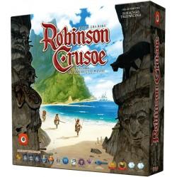 Robinson Crusoe: Przygoda na przeklętej wyspie (edycja gra roku)