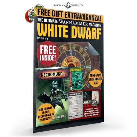 White Dwarf December 2019 ENG