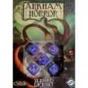 Arkham Horror: Blessed Dice Blue Niebieskie