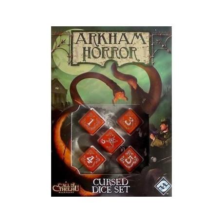 Arkham Horror: Cursed Dice