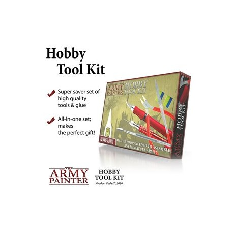 Army Painter Wargames Hobby Tool Kit Set